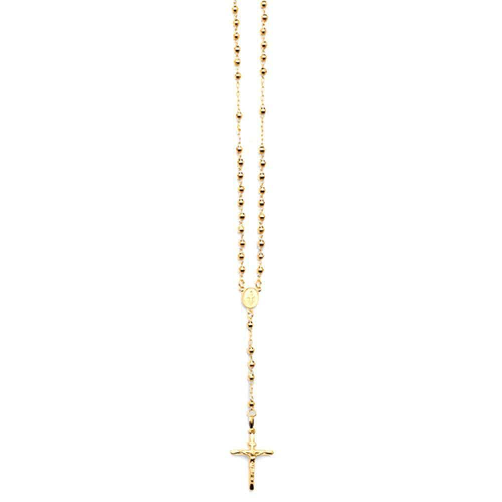 rosary necklace beads