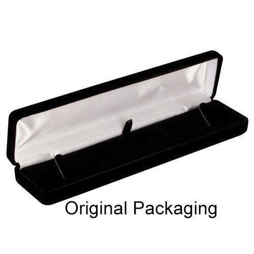 Original packaging of jewelry