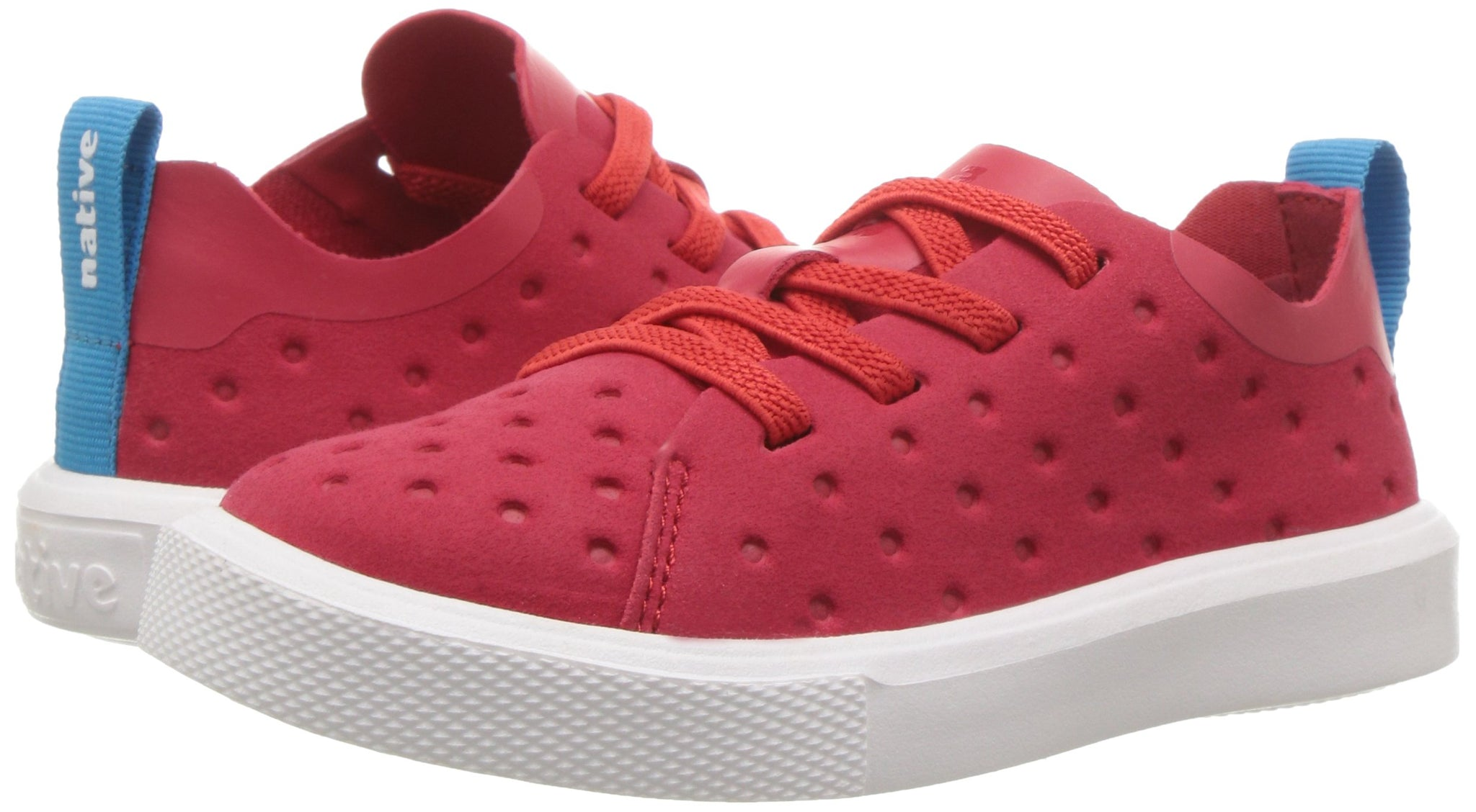 Native Shoes monaco Low torch red