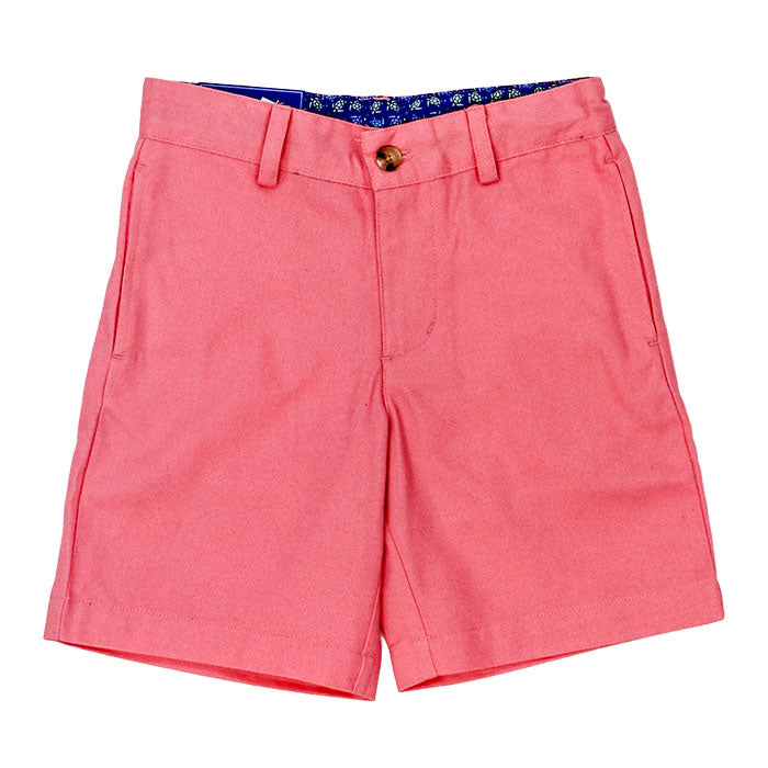 J. Bailey Twill Shorts shrimp