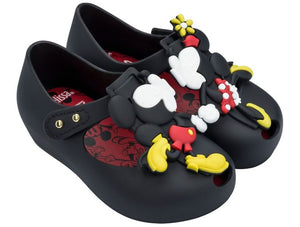 Mini Melissa Disney Mickey Mouse Mickey Black