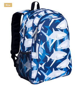 Sharks backpack 15""