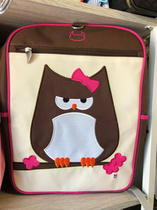 Beatrix NY big kid back pack owl