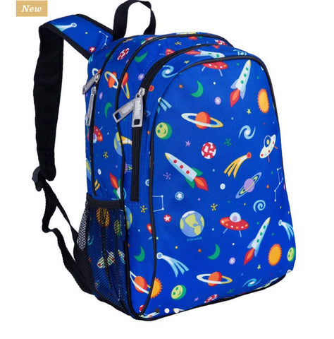 Out of this world space backpack 15""
