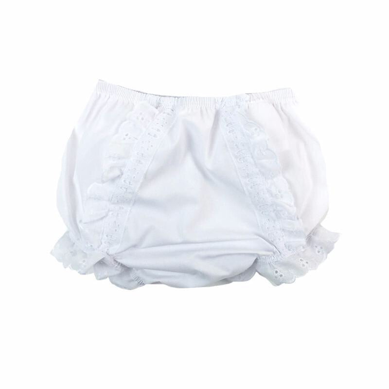 The Beaufort Bonnet Co. Worth avenue white belles bloomers
