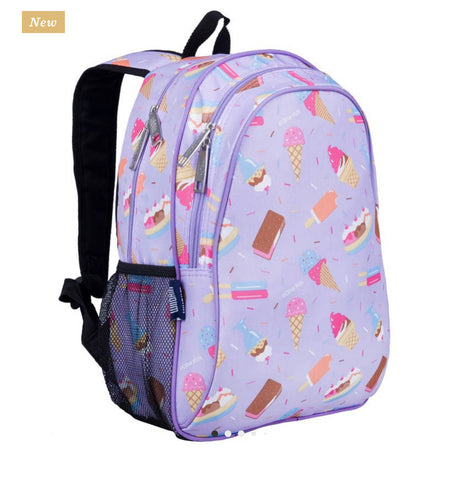 Sweet treats ice cream backpack 15""