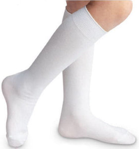 White knee socks (unisex)