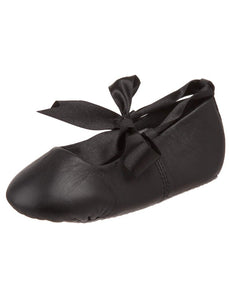 Designer Touch Sabrina ballet flats black (infant)
