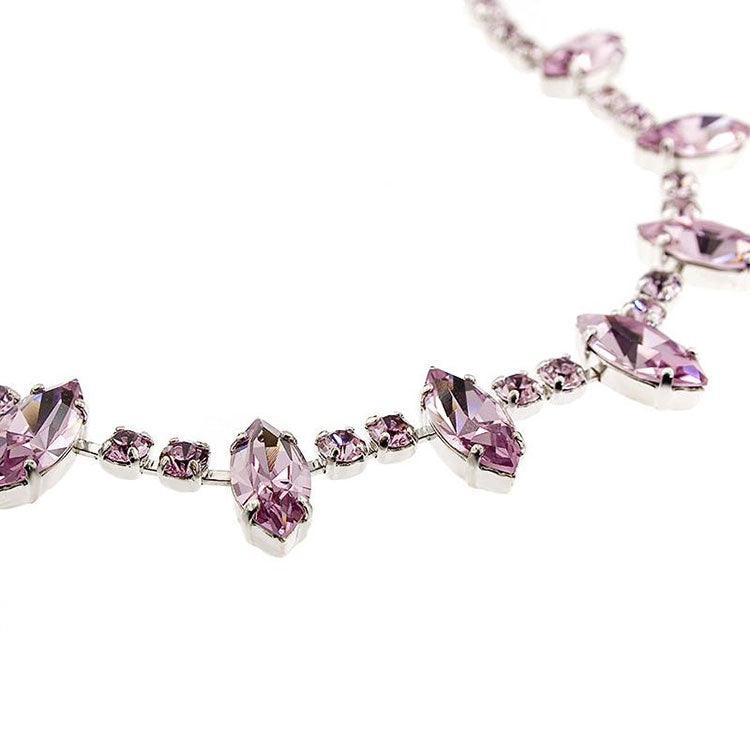 Colier 1009 Light Amethyst