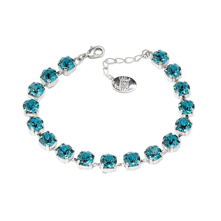 Set Blue Zircon