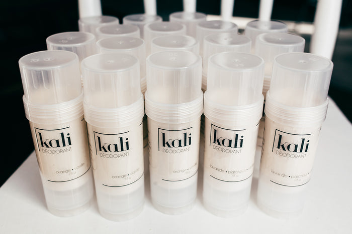 Kali Recharge Déodorant naturel