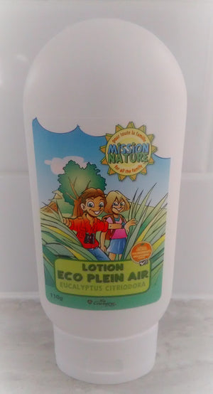 Mission Nature Lotion Eco Plein Air - Boutique Planète Bébé