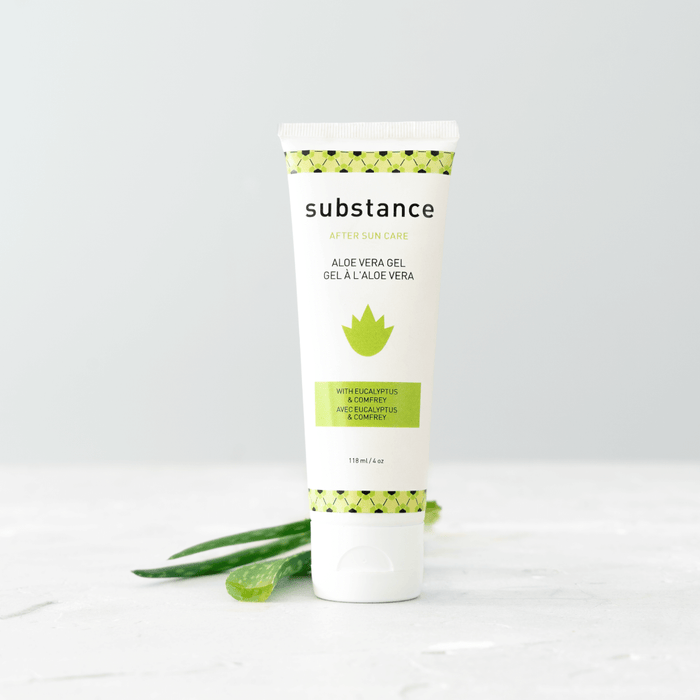 Substance Gel à l'aloes vera