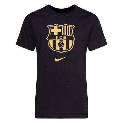 NIKE FC Barcelona Evergreen Crest 2 Youth T-Shirt