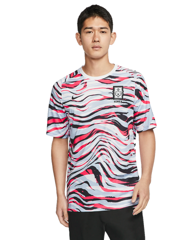 NIKE Korea KFA 2020 Men's Pre-Match Jersey