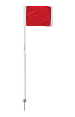 Kwik Goal Official Corner Flags 2 Go