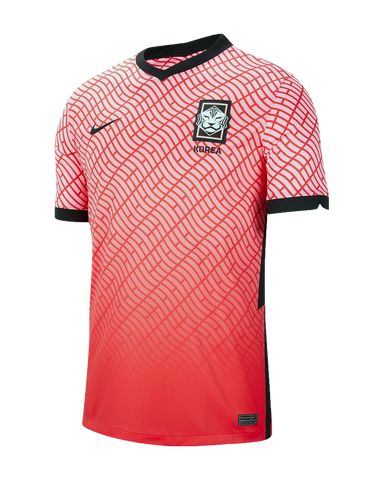 NIKE Korea KFA 2020 Men's Home Jersey
