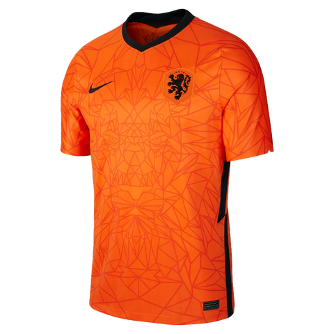 NIKE Netherlands KNVB 2020/21 Men's Home Jersey