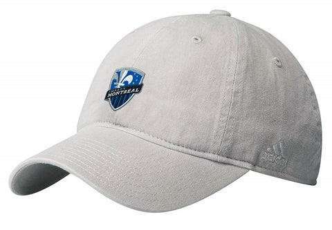 adidas MLS Montreal Impact adjustable dad hat