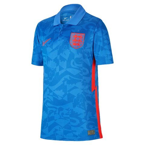 NIKE England 2020/21 Youth Away Jersey