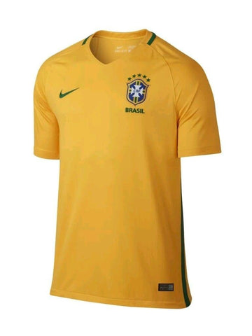 NIKE Brasil CBF Home jersey Youth - Planète Foot