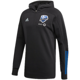 adidas Montreal Impact 2020 Men's Travel Quarter-Zip Hoodie