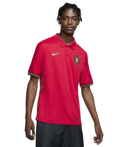 NIKE Portugal FPF 2020/21 Men's Home Jersey