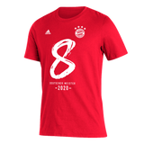 adidas FC Bayern Men's Club Winners Graphic Tee