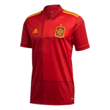 adidas Spain Euro 2020 Youth Home Jersey