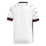 adidas Germany Euro 2020 Youth Home Jersey