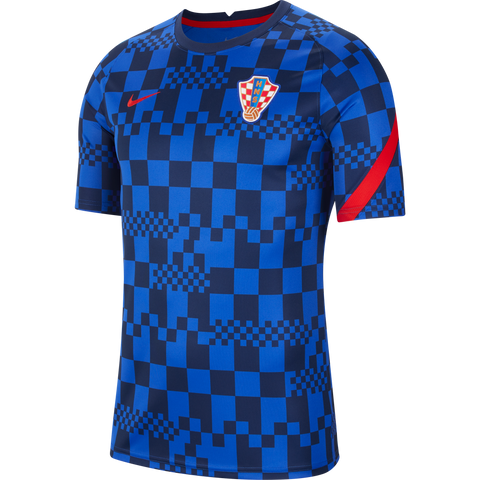 NIKE Croatia HNS 2020/21 Men's Pre-Match Jersey
