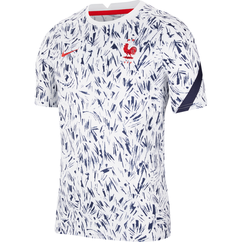 NIKE France FFF 2020/21 Men's Pre-Match Jersey