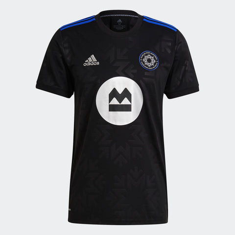 adidas CF Montreal 2021/22 Men's Home Jersey