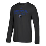 adidas Montreal Impact FC Men's Locker Stacked Tee
