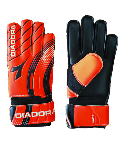 DIADORA Save1 Fingersave Goalkeeper Gloves