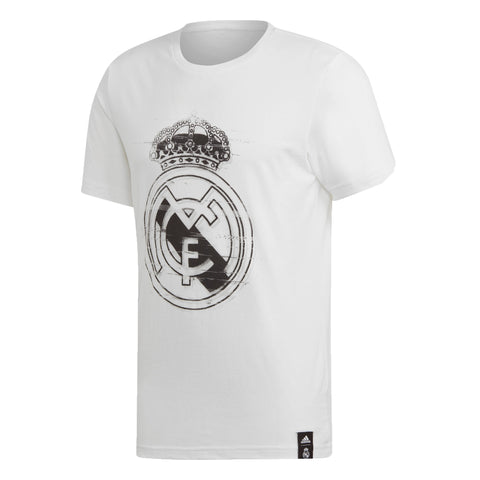 adidas Real Madrid Men's DNA Graphic Tee