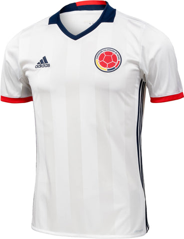 adidas Colombia FCF Away jersey Youth - Planète Foot