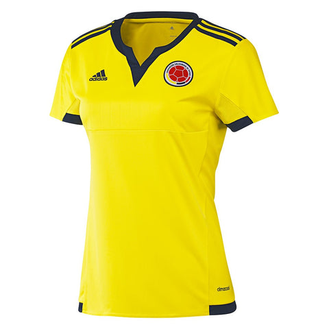 adidas Colombia FCF Women Home jersey - Planète Foot