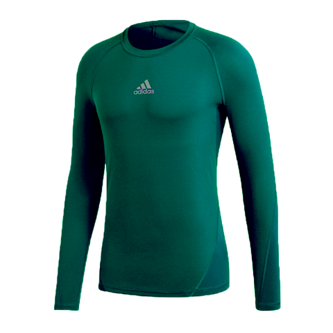adidas miTEAM18 Alphaskin Climawarm Men's LS Compression Top