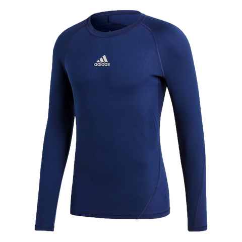 adidas Alphaskin Sport Men's LS Compression Top