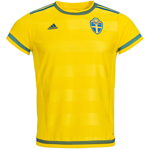 adidas Sweden SvFF Women Home jersey - Planète Foot