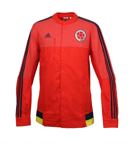 adidas Colombia FCF Anthem Jacket - Planète Foot