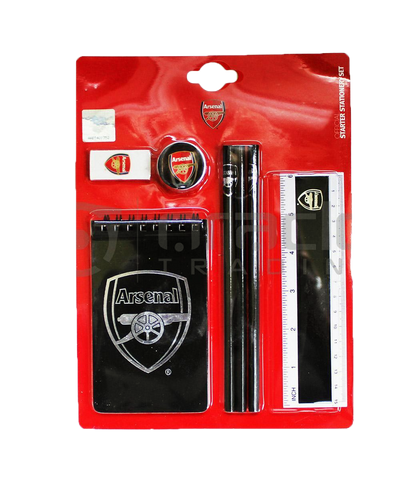 Arsenal FC Starter Stationery Set