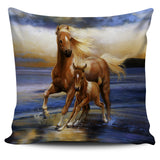 Magnificent Horse Pillow Set