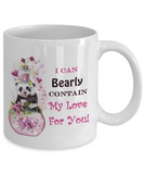 Bearly Contain My Love Mug