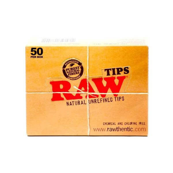 RAW Tips (15 Units) by Raw