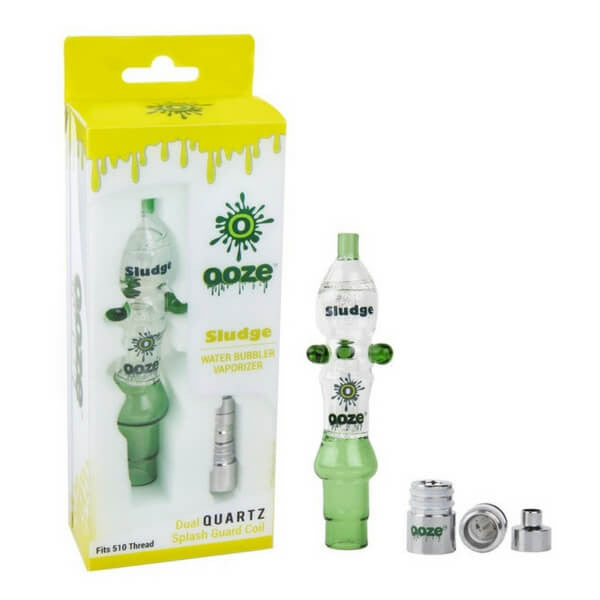 Sludge Water Bubbler Vaporizer by Ooze