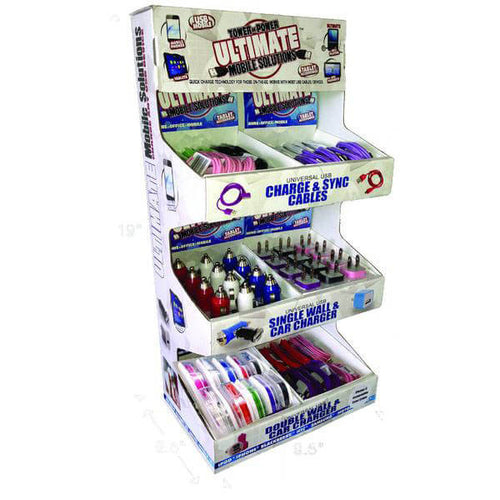 The Tower of Power (120 count) by USB Mobile