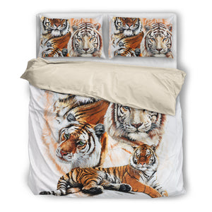 Bedding Big Cats - Tigers
