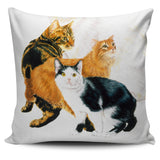 Pillow Covers - Cat Collection